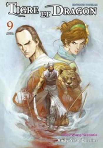 Couverture de l'album Tigre et Dragon - 9. Tome 9