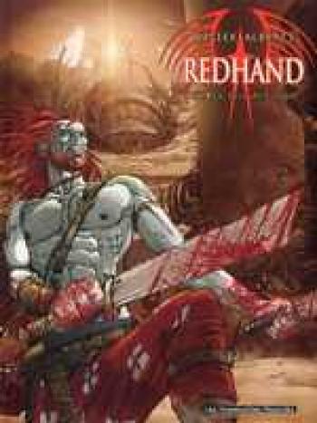 Couverture de l'album Redhand - 1. Le Prix de l'Oubli