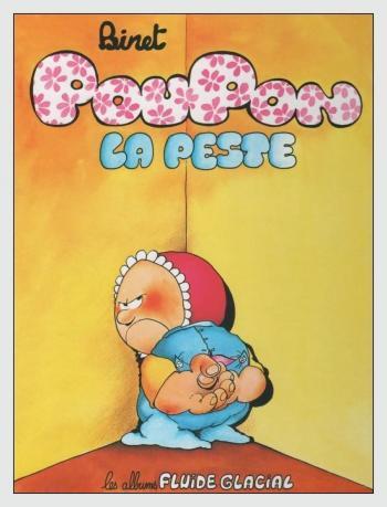 Couverture de l'album Poupon la peste - 1. Tome 1