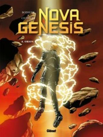 Couverture de l'album Nova Genesis - 4. Orion