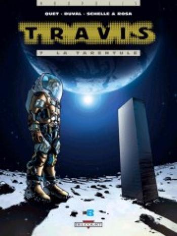 Couverture de l'album Travis - 7. La Tarentule