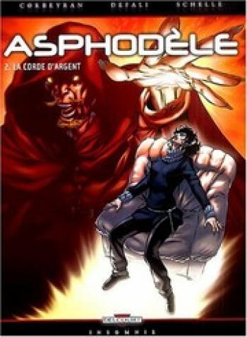 Couverture de l'album Asphodèle - 2. La corde d'argent