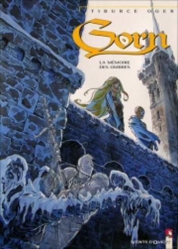 Couverture de l'album Gorn - 11. La mémoire des ombres