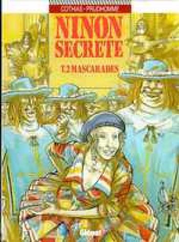 Couverture de l'album Ninon Secrète - 2. Mascarades