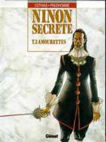 Couverture de l'album Ninon Secrète - 3. Amourettes