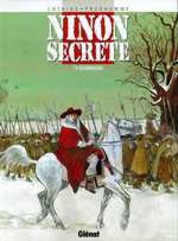 Couverture de l'album Ninon Secrète - 4. Escarmouches