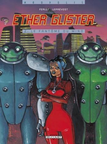 Couverture de l'album Ether Glister - 2. Le fantôme du Mino