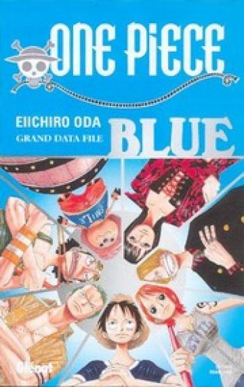 Couverture de l'album One Piece - HS. One Piece Blue - grand data file