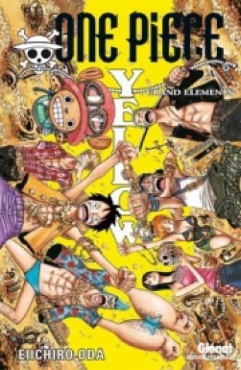 Couverture de l'album One Piece - HS. One piece Yellow - grand element