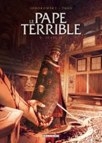 Couverture de l'album Le Pape terrible - 2. Jules II