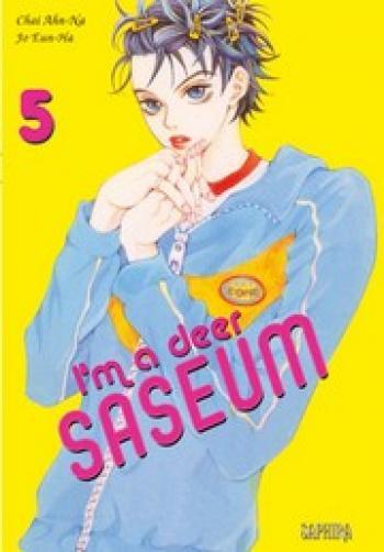 Couverture de l'album Saseum, I'm a deer - 5. Tome 5