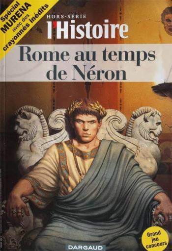 Couverture de l'album Murena - HS. Rome au temps de Néron