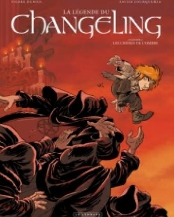 Couverture de l'album La légende du Changeling - 4. Les lisières de l'ombre