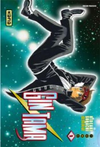 Couverture de l'album Gintama - 9. Tome 9