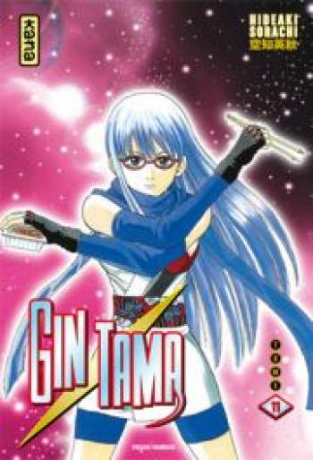Couverture de l'album Gintama - 11. Tome 11