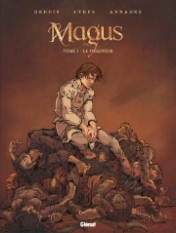 Couverture de l'album Magus - 1. Le fossoyeur
