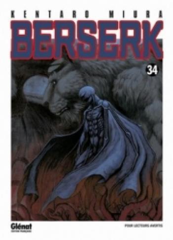 Couverture de l'album Berserk - 34. Tome 34