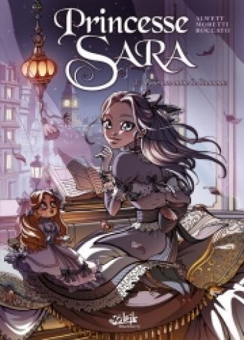Couverture de l'album Princesse Sara - 1. Pour une mine de diamants