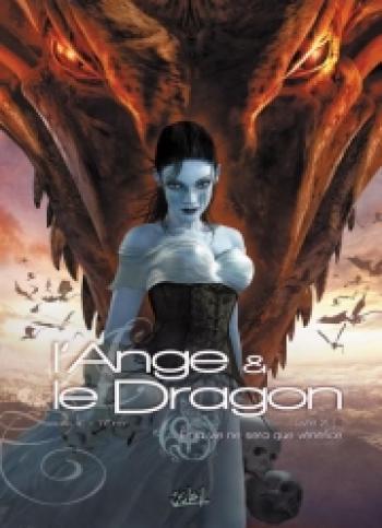 Couverture de l'album L'ange et le dragon - 2. Et la vie ne sera que vénéfice