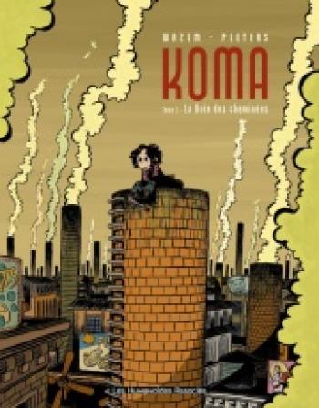 Couverture de l'album Koma - 1. La voix des cheminées