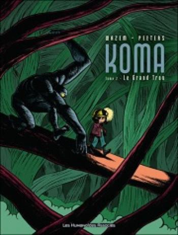 Couverture de l'album Koma - 2. Le Grand Trou