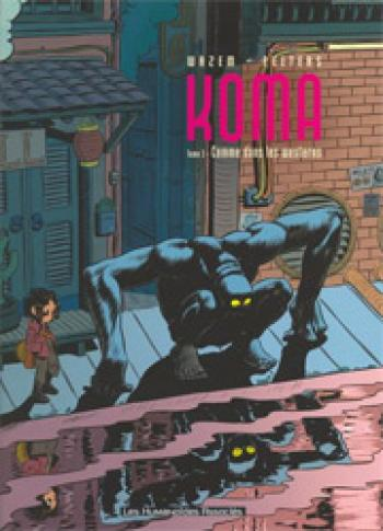 Couverture de l'album Koma - 3. Comme dans les Westerns