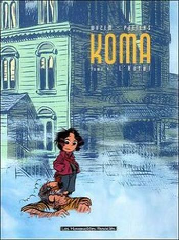Couverture de l'album Koma - 4. l'Hôtel