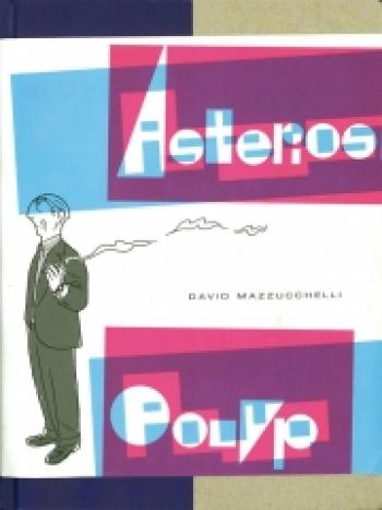 Couverture de l'album Asterios Polyp (One-shot)