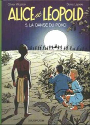 Couverture de l'album Alice et Léopold - 5. La danse du Poko