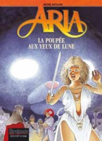 Couverture de l'album Aria - 29. La poupée aux yeux de lune