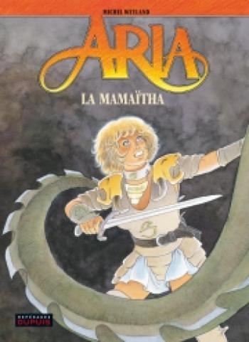 Couverture de l'album Aria - 31. La Mamaïtha