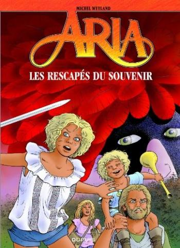 Couverture de l'album Aria - 33. Les rescapés du souvenir