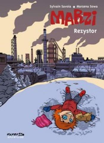 Couverture de l'album Marzi - 3. Rezystor