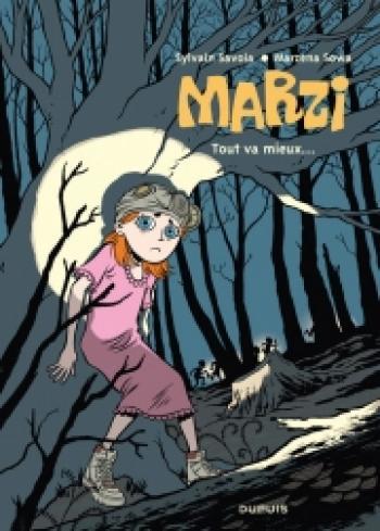 Couverture de l'album Marzi - 6. Tout va mieux...