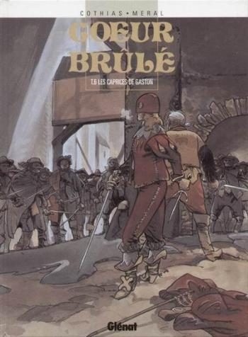Couverture de l'album Coeur brûlé - 6. Les caprices de Gaston