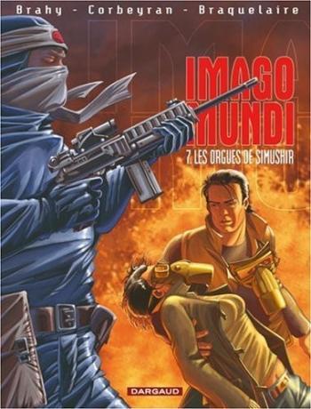 Couverture de l'album Imago Mundi - 7. Les Orgues de Simushir