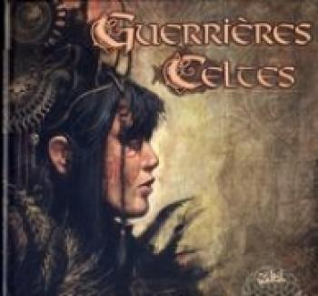 Couverture de l'album Guerrières celtes (One-shot)