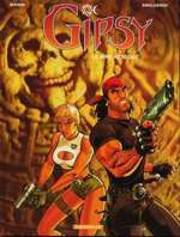 Couverture de l'album Gipsy - 6. Le Rire aztèque