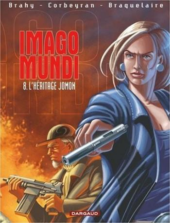 Couverture de l'album Imago Mundi - 8. L'Héritage Jomon