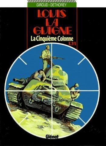 Couverture de l'album Louis la Guigne - 11. La 5ème colonne