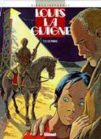 Couverture de l'album Louis la Guigne - 12. Les parias