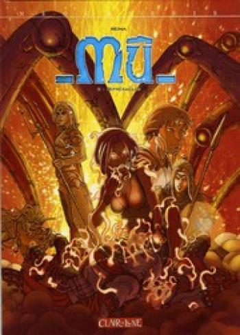 Couverture de l'album Mû - 2. Représailles