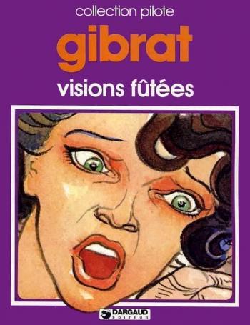 Couverture de l'album Visions fûtées (One-shot)