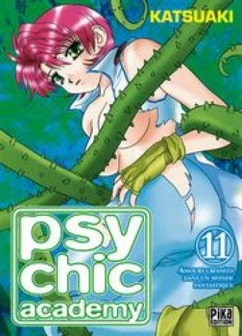 Couverture de l'album Psychic academy - 11. Amours croisées dans un monde fantastique (10)