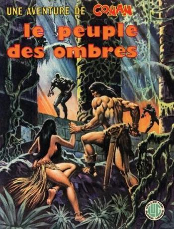 Couverture de l'album Une aventure de Conan - 2. Le Peuple des ombres