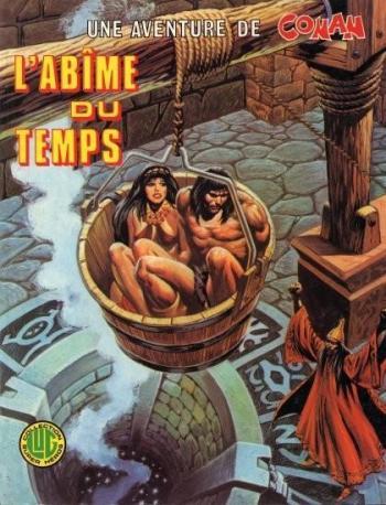 Couverture de l'album Une aventure de Conan - 3. L'Abîme du temps
