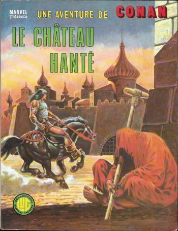 Couverture de l'album Une aventure de Conan - 6. Le Château hanté