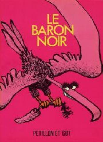 Couverture de l'album Le Baron noir - 1. Tome 1