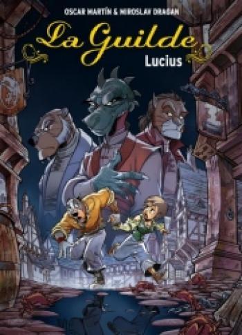 Couverture de l'album La guilde - 2. Lucius