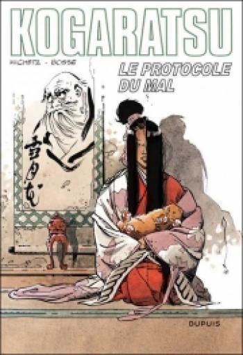 Couverture de l'album Kogaratsu - 12. Le protocole du mal